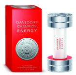 DAVIDOFF CHAMPION ENERGY (M) 50ml edt